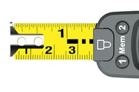 Measure Accurately with eTape16 Digital Tape Measure