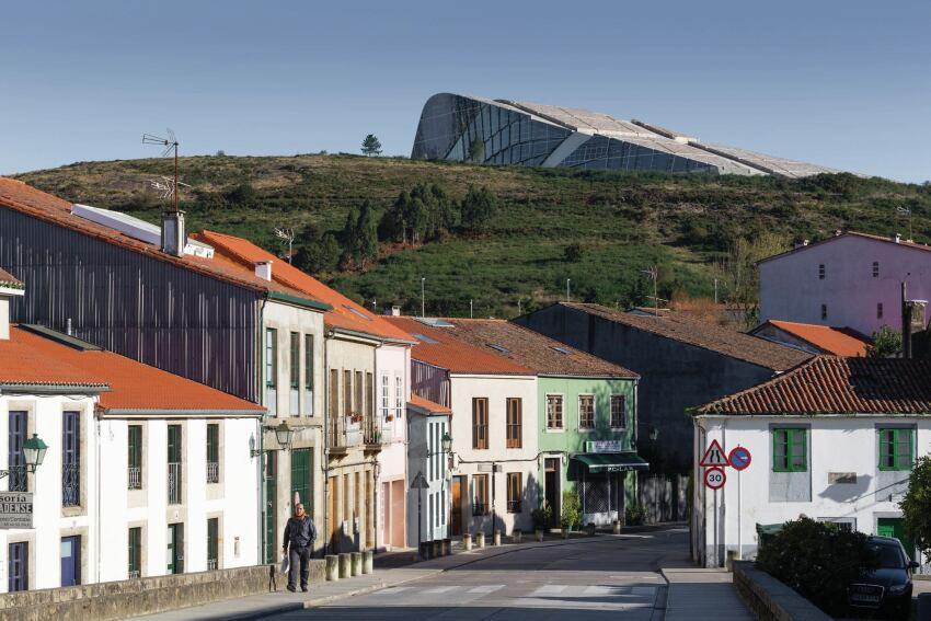 Coda to a Career: Eisenman's City of Culture
