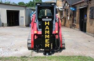 Danuser Hammer model CB40