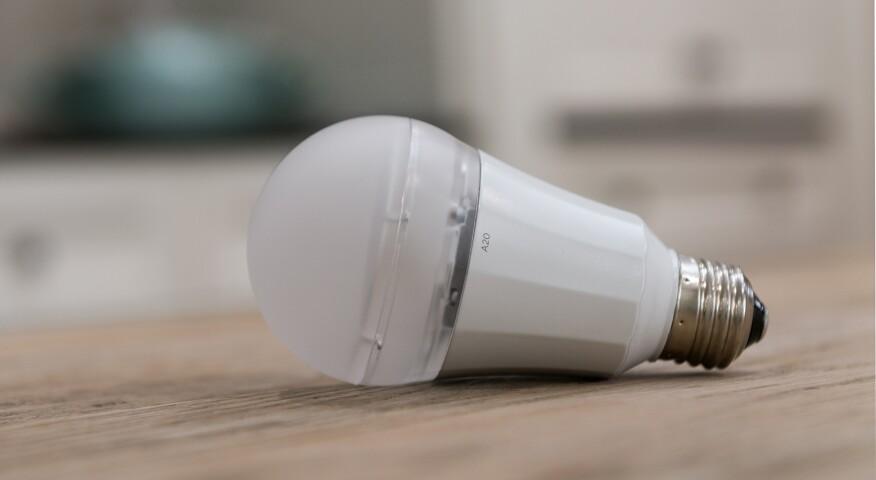 Ketra's A20 lamp.