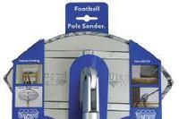 Diamond Wall Football Pole Sander