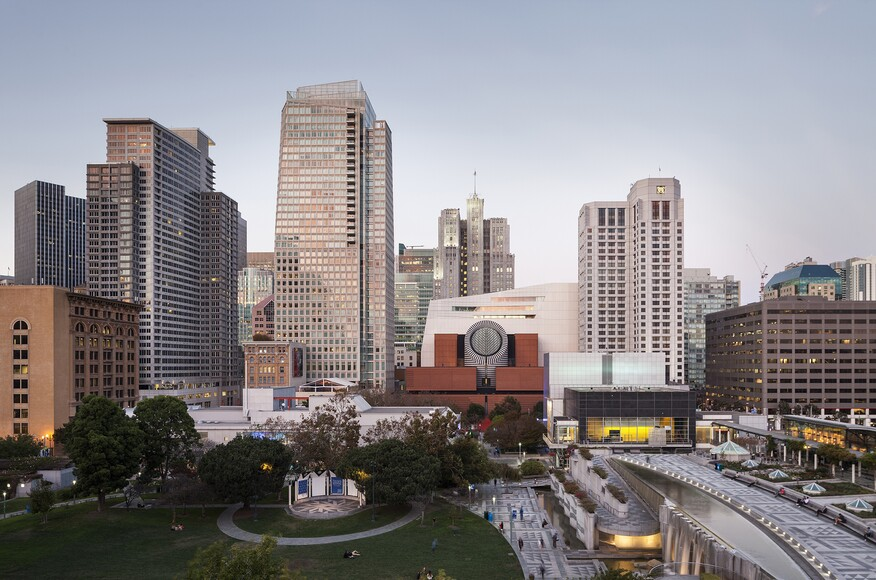 Modern Architecture San Francisco san francisco museum of modern art | architect magazine | snøhetta