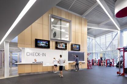 Dickinson College, Kline Center Addition