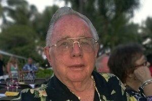 In Memoriam: Andy Blake 7/19/1938 - 1/3/2017