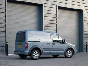 Ford Transit Connect Work Van