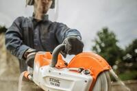 Stihl Battery-Powered Cut-Off Machine