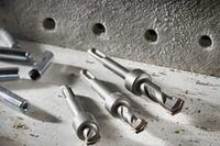 Carbide-tipped Stop Bits from Bosch