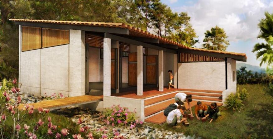 Proyecto Clamor de Paz, Paul Lukez Architecture, Guaimaca, Honduras