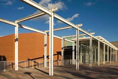 The Delbarton School Performing Arts Center