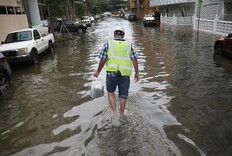 From Miami Beach, Optimistic Talk on Sea Level Rise