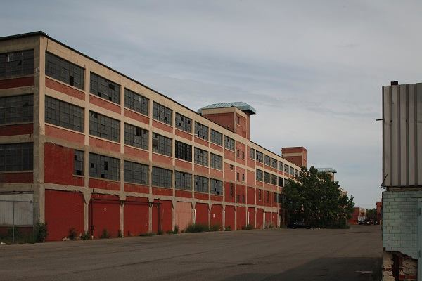 Highland Park Ford Plant.