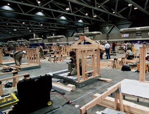 Students compete hands-on in SkillsUSA's annual conference.