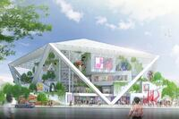 Shigeru Ban Architects Wins Tainan Museum of Fine Arts Competition