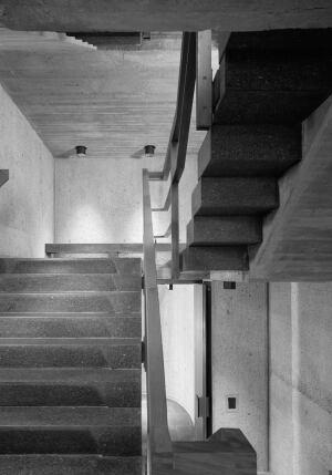 Interior stairs (1966)