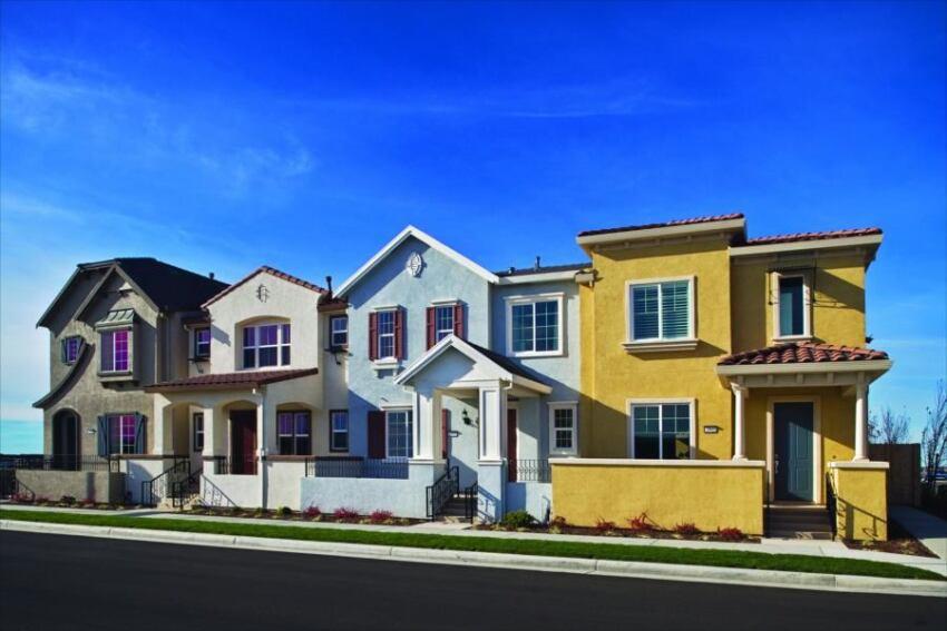 Entry-Level Homes Overcome Housing Slump
