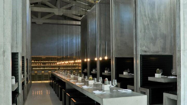 Workshop Kitchen + Bar, SOMA, Palm Springs, Calif.