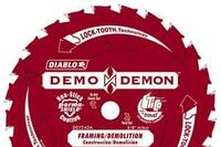 Launch Time 2010: Diable Demo Demon Circular Saw Blades