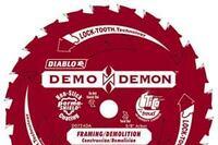 Launch Time 2010: Diable Demo Demon Circular Saw Blades