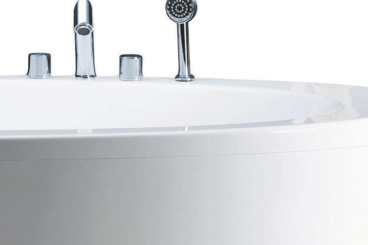 Laufen's ILBAFNOALESSI One Tub