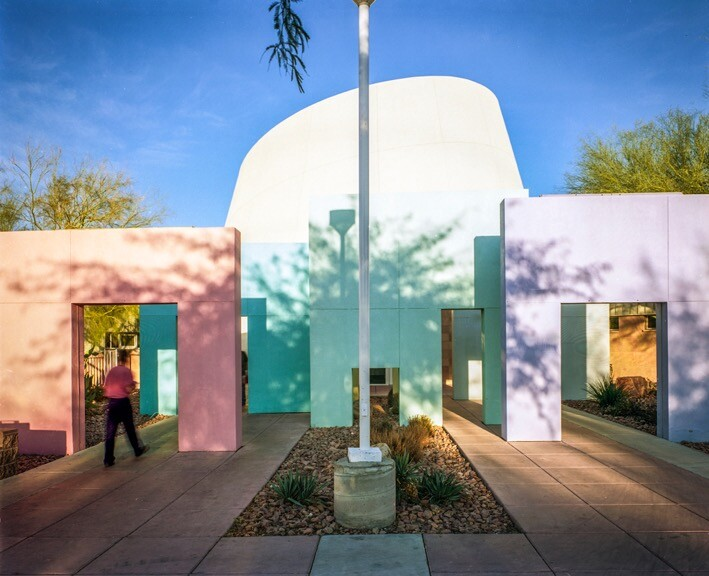 Rainbow Branch Library, in Las Vegas