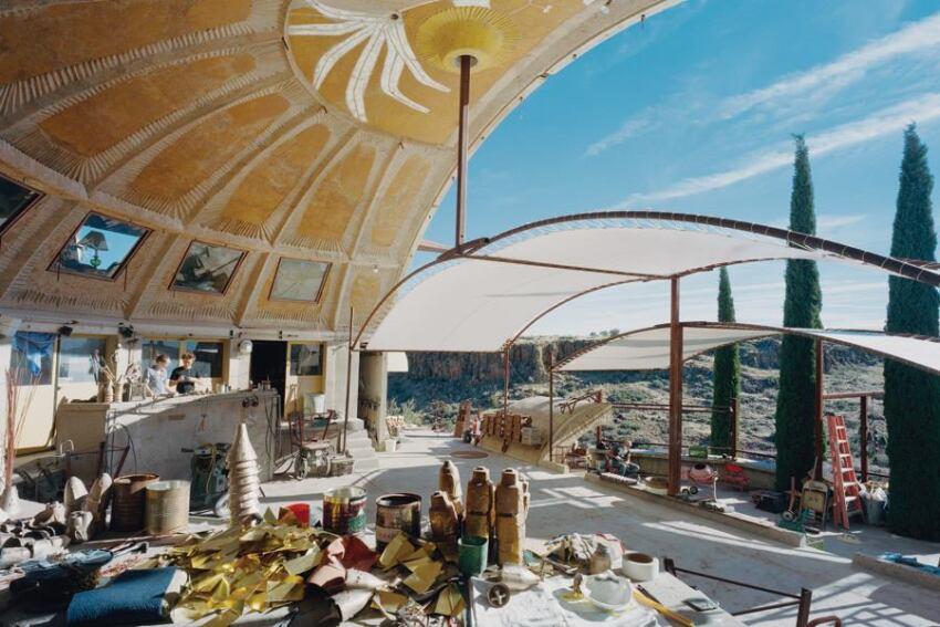 Studio Visit: Paolo Soleri