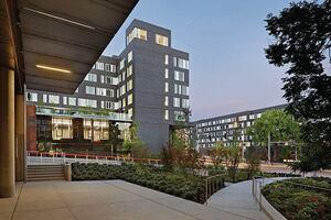 University of Washington West Campus Housing Phase One, Seattle