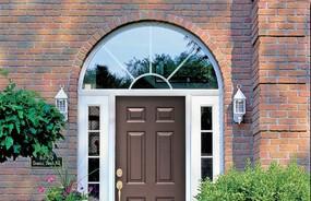 Legacy™ 20-Gauge Steel Entry Doors