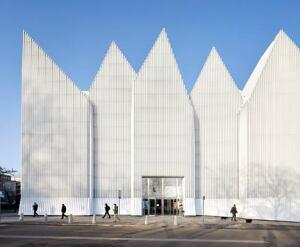 Szczecin Philharmonic Hall, Barozzi Veiga, Szczecin, Poland