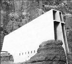 Chapel of the Holy Cross, Sedona, Ariz., 1956