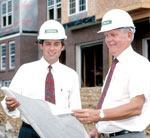 """David (left) and Ralph Drees (right) run one of the biggest private builders in the country, a fact that makes them marvel at their present and dream about their future. """"It's kinda' like growing up,"""" Ralph says. """"When do you know you're an adult?"""""""