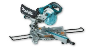 dual battery miter saw