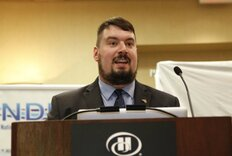 Mr. President: Adam Katchmarchi Heads the National Drowning Prevention Alliance