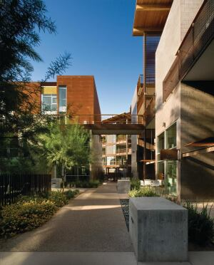 Safari Drive Condominiums, Scottsdale, Ariz.