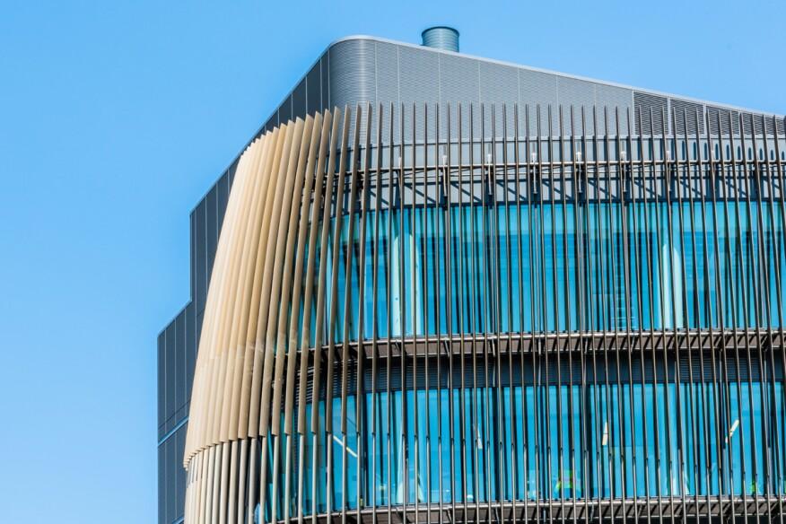 Northeastern University, Interdisciplinary Science and Engineering Complex.
