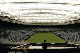 Wimbledon Centre Court Retractable Roof