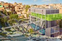 Urban-Think Tank's Paraisopolis Project