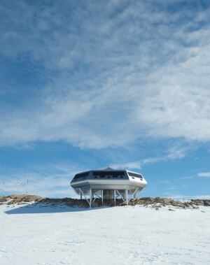 Princess Elisabeth Research Station, Antarctica