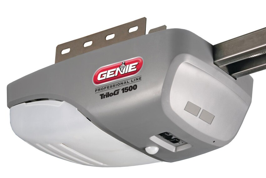 Heavy Lifting: Genie TriloG 1500 and TriloG 1200 Garage Door Operators