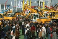 Join our editors at bauma 2007