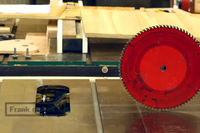 The Incredible Self-Assembling Table Saw