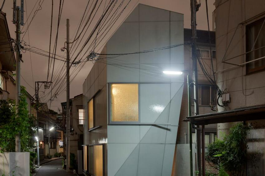 Wiel Arets Architects Completes the A' House in Tokyo