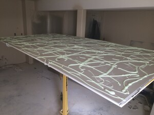 how to add a second layer of drywall