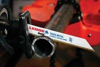 Launch Time: Lenox T2 Metal-Cutting Recip Saw Blades