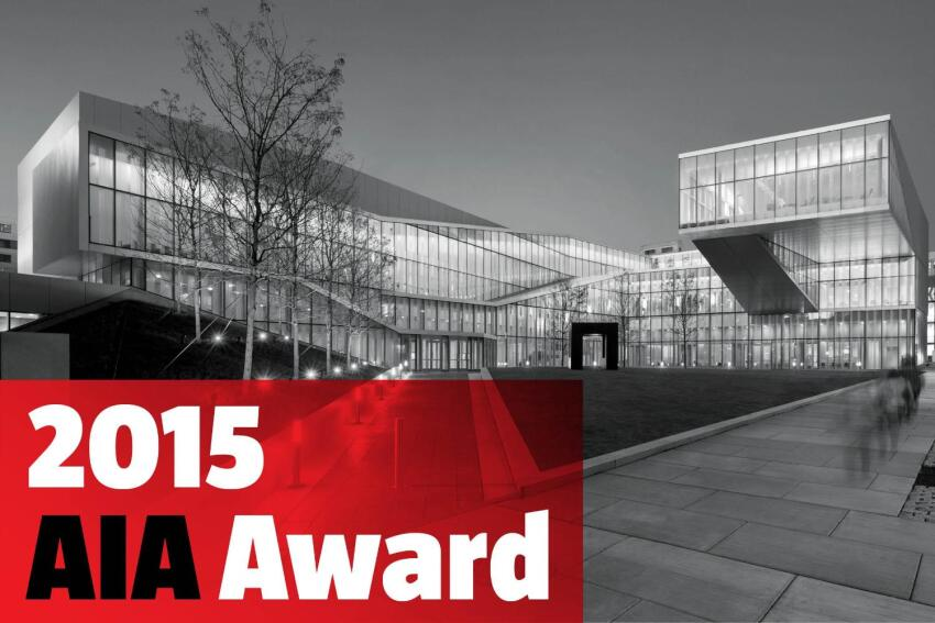 Institute Honor Awards: Architecture