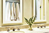 Mirror, Mirror: Using Reflective Surfaces in the Bath to Lighten and Enlarge