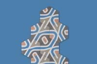 Atlas Hexagonal Tiles Match at Every Angle