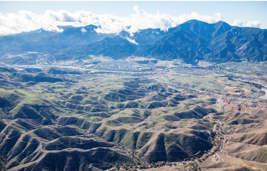 Cleveland National Forest,  declared a preserve by President Theodore Roosevelt in 1908, is the backdrop of Foremost Communities' new Terramor master plan.