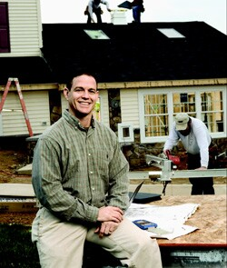 """Systems and processes need to be in place so delegation can happen."""" --Jason Levinson, Maryland Heritage Custom Builders"""
