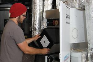 Retrofitting a High-Tech Heating System