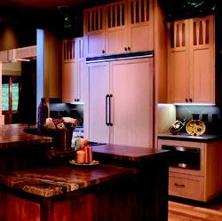 CLAIM GAME: Neil Kelly Cabinets is one of the few companies that offer an alternative to  new wood cabinets. The company's Naturals Collection is made from 100 percent  certified and recycled woods that have been reclaimed. The collection  is influenced by Swedish country, Northwest, and Pacific Rim design and craftsmanship  and also includes complimentary molding trims and wall paneling. The  cabinetry comes in 12 wood species including maple, cherry, and pine and  is available stained or in eight paint finishes. For more information, contact Neil Kelly Co. at 503-335-9207 or visit www.neilkellycabinets.com.